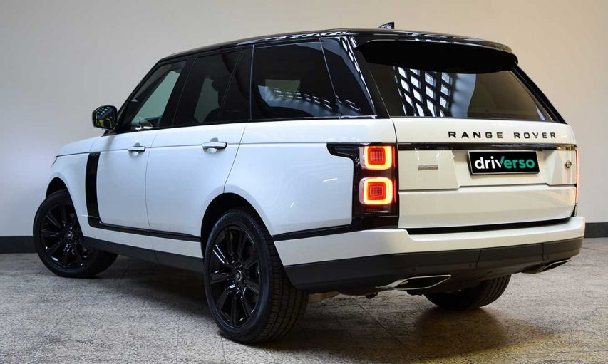 Land Rover Range Rover Classic Autobiography